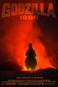 Godzilla 1985 Poster   www.pixshark.com - Images Galleries ...