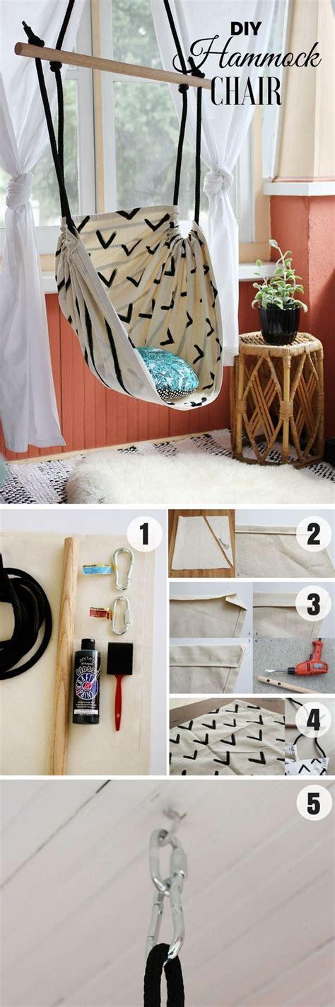 Diy Bedroom Decor by Best 25 Bedroom Hammock Ideas On Hammock