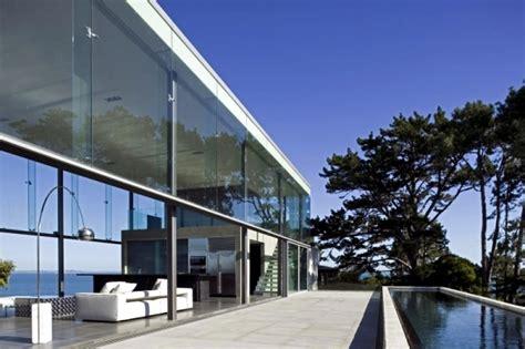 modern facade  beauty  glass curtain walls