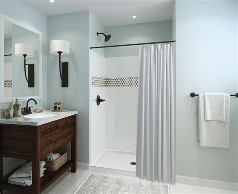 Create & Customize Your Bath Delta UPstile Semi