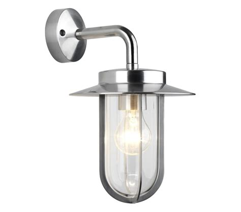 astro montparnasse wall outdoor wall light polished