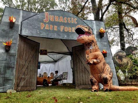 Jurassic Park Decorations - best 25 jurassic park costume ideas on
