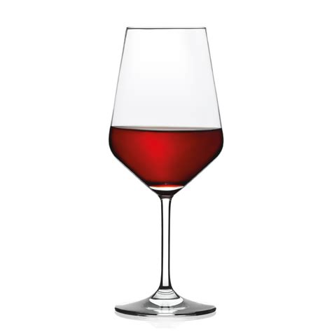 Rastal Bicchieri by Rastal Harmony Wine Glass 53 X6