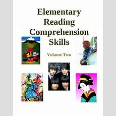 Elementary Reading Comprehension Skills  Volume Two, Activities And Worksheets Reading