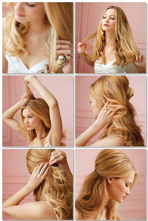 mylovelycolor  diy hairstyles