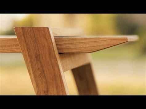 "Ishitanimaking ""a Small Table With A Shelf"" Vidoemo"