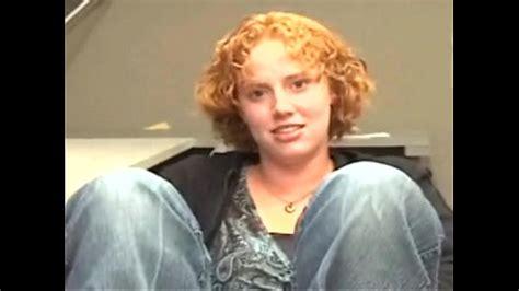 4110387 Sweet Hairy Redhead Girl Takes A Huge