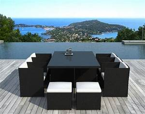 Salon Jardin Encastrable : la maison du jardin delorm design ~ Maxctalentgroup.com Avis de Voitures