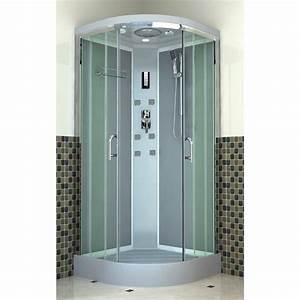 Cabine De Douche En Verre : 299 euros cabine de douche daniela 90x90 cm radio verre ~ Zukunftsfamilie.com Idées de Décoration
