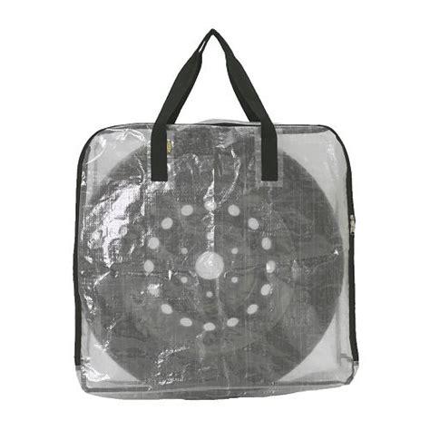 Ikea Zipper Bags Ikea Dimpa Reusable Shopping Grocery Storage Bag Case With