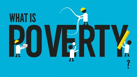 What is Poverty? - YouTube