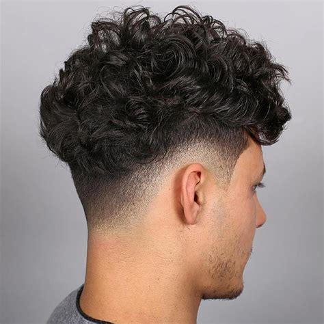 drop fade haircut ideas  men