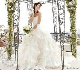 wedding dresses island island bridal white wedding dresses collection wedding inspirasi