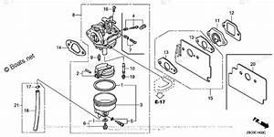 30 Honda Gc190 Parts Diagram