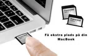 ekstra harddisk til macbook air