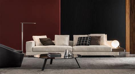 Sofa White By Minotti
