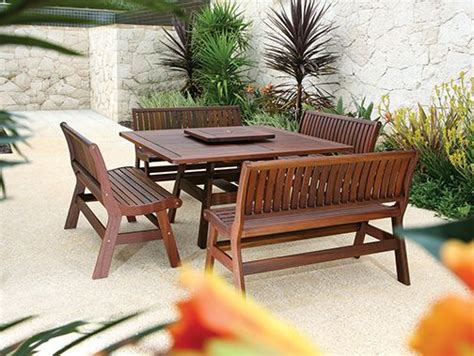 teak ipe patio furniture by gloster and others at