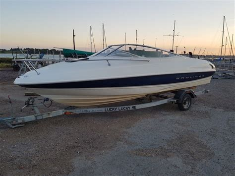 Speed Boats For Sale Uk by Bayliner 2052 Sport Cuddy Speed Boat Boats For Sale Uk