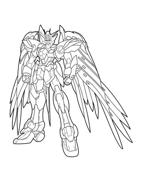 Coloring Gundam by 건담 색칠공부 Gundam Coloring 네이버 블로그