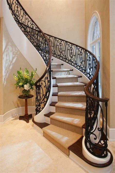 L'escalier Tournant En 40 Jolies Photos