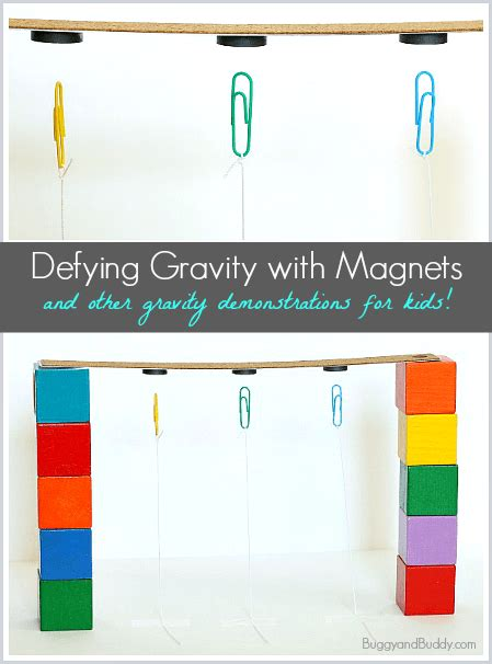 easy science experiments for gravity activity with 805 | gheader