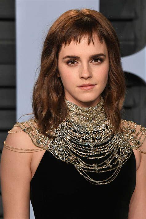 Emma Watson Vanity Fair Oscar Party Gotceleb