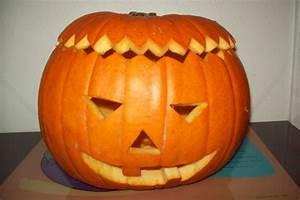 Comment Faire Une Citrouille Pour Halloween : comment faire une citrouille lanterne pour halloween mes cr ations fantaisies ~ Voncanada.com Idées de Décoration