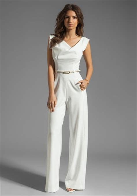 black jumpsuit for wedding winter white jumpsuit