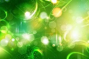 Green, Abstract, Glare, Wallpaper, 28272