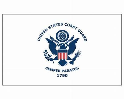 Guard Coast Flag Nylon Flags Seal Armed