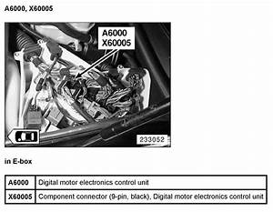 E46 325ci 2004 Is My Ecm Located Behind The Glove Box And What Is The Best Way To Wire In A Air