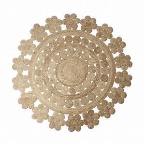 Tapis En Jute Ikea : 3 mat riaux naturels pour faire entrer l 39 t dans votre ~ Teatrodelosmanantiales.com Idées de Décoration