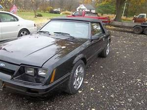 Buy Used 1985 Mustang Gt Convertable 5 0 V8 5 Speed In