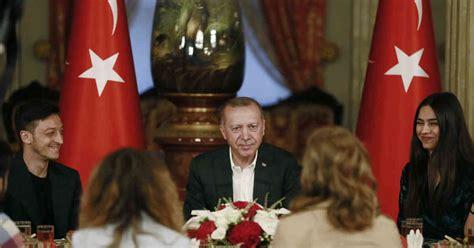 hochzeit von mesut oezil  istanbul recep tayyip erdogan