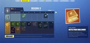 Fortnite Battle Pass Season 3 Overview Frondtech