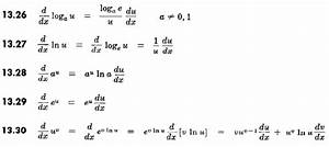 Derivatives, Definition of a Derivative, Differentials ...