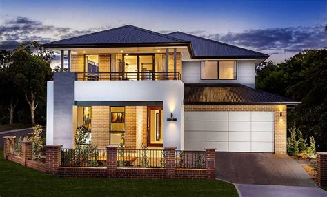 Bayside 36 Home Design Nsw  Clarendon Homes
