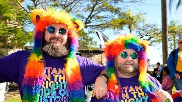 Thousands turn out for Brisbane marriage equality rally