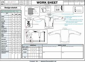8 best apparel spec sheets images on pinterest for Technical data package template
