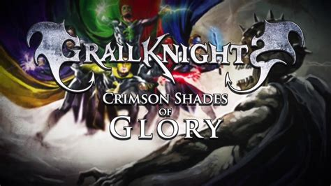 Grailknights Feat Van Canto  Crimson Shades Of Glory