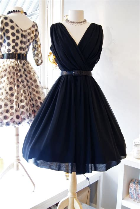 Xtabay Vintage Clothing Boutique - Portland Oregon Polka Dot Delight and more little black ...