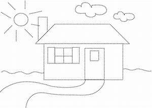 dessiner une maison needo education pour enfants de With apprendre a dessiner des maisons