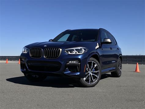 thrilling at every turn 2018 bmw x3 m40i test
