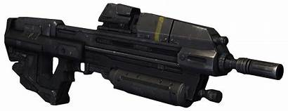 Rifle Ma37 Assault Assalto Halo Ma5 Wikia