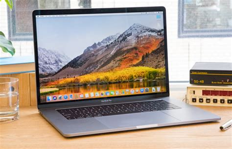 apple 15 inch macbook pro 2018 review review and benchmarks
