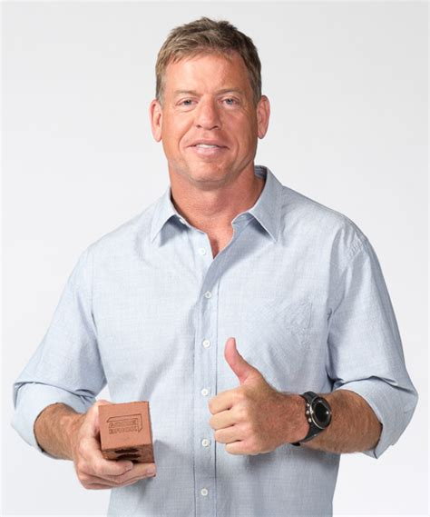 Troy Aikman Stars in New Television Commercials for Acme ...