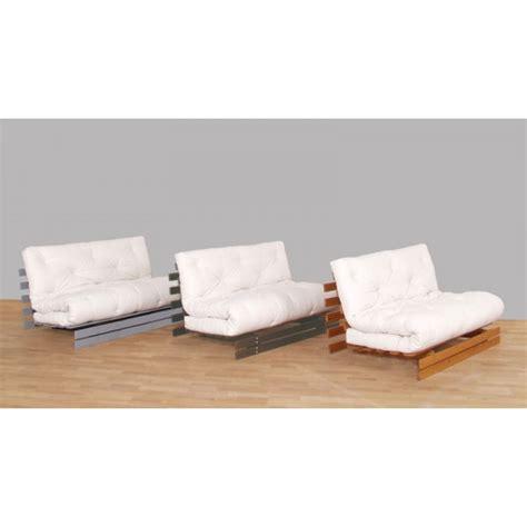 canapé pliable lit banquette lit futon la redoute