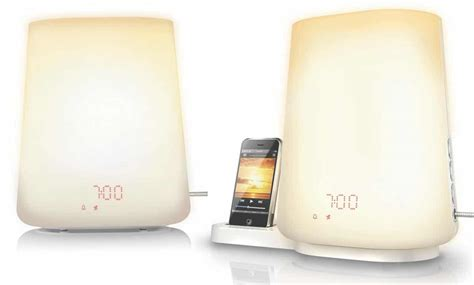 philips wakeup light philips up light aims to make everyone less grouchy