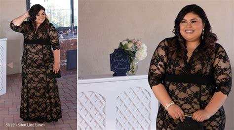 kiyonna clothing plus size wedding guest lookbook 2015