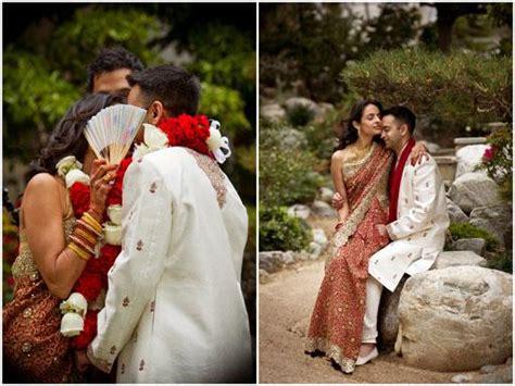 Fusion Hindu And Muslim Wedding Ceremony